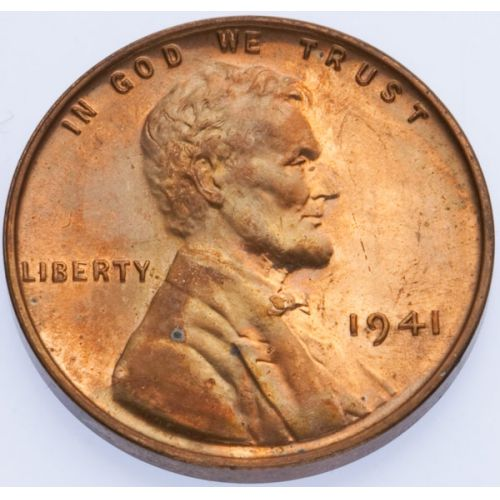 1941 Lincoln Cent (Proof)