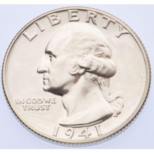 1941 Washington Quarter (Proof)
