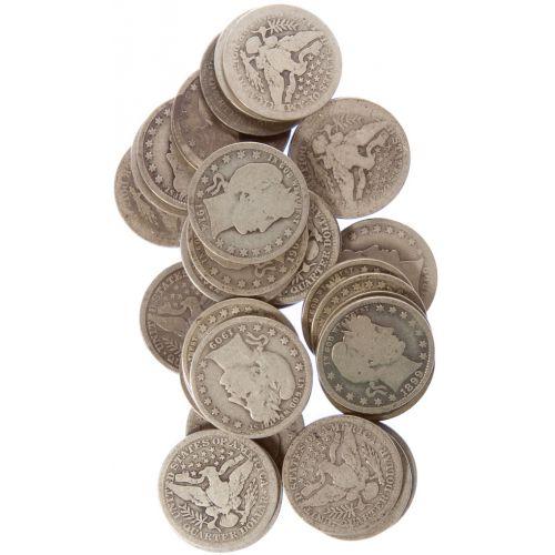Barber Quarters (40pcs.)