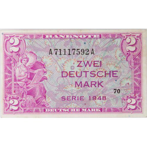 Germany: 1948 2 Marks