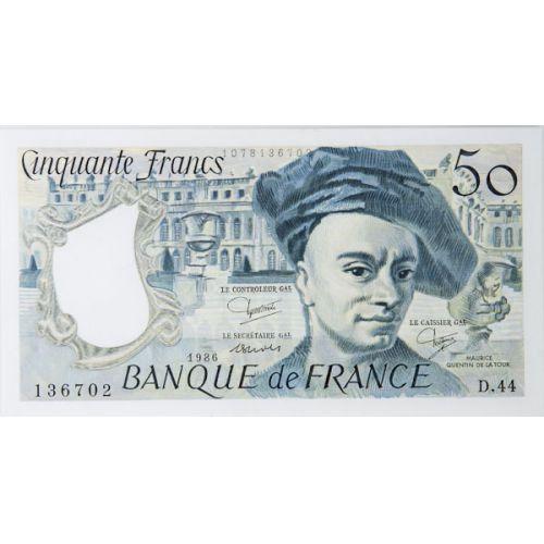France: 1986 50 Francs