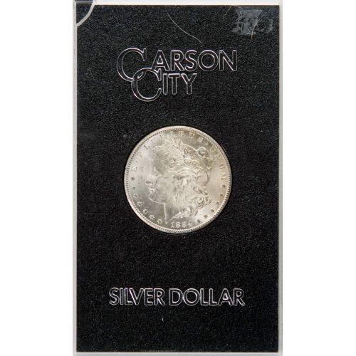 1884-CC Morgan Dollar (GSA)