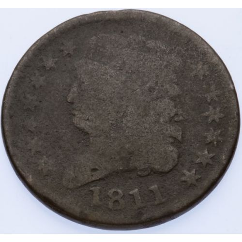 1811 Half Cent