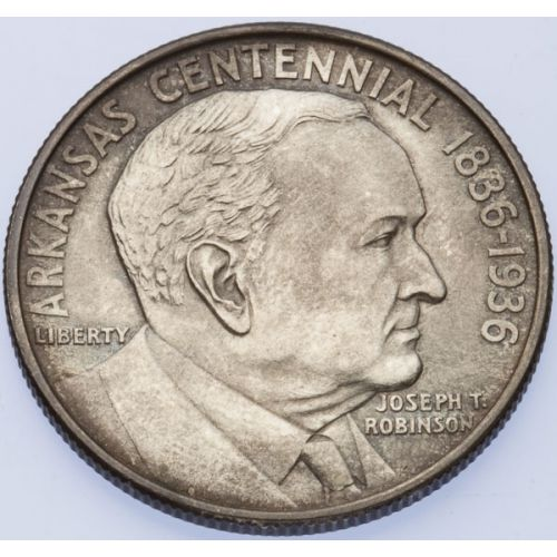1936 Arkansas Half Dollar