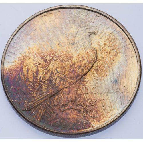 1922 & 1922-D Peace Dollars