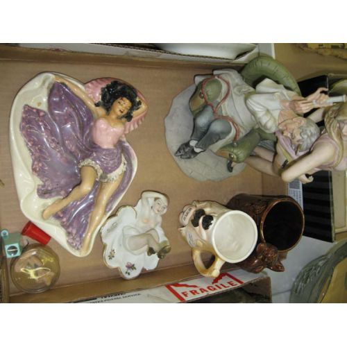 Ceramic Figurines & Cups