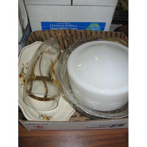 Glass & Ceramic Items