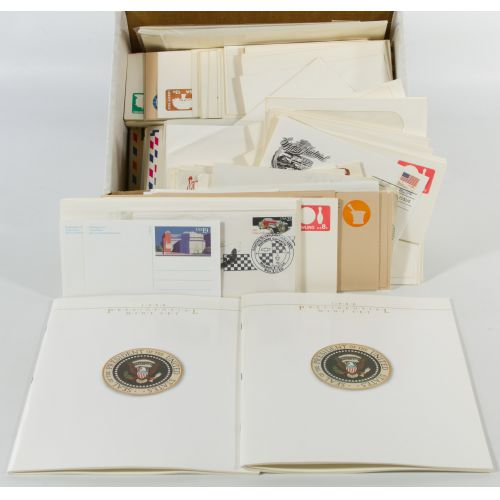 US First Day Covers