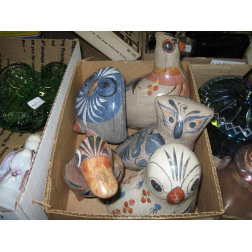 South American Decorative Items (5pcs.)