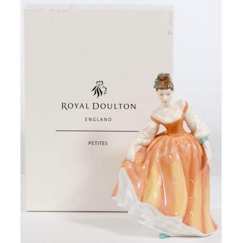 "Royal Doulton ""Fair Lady"" HN 5274 with Original Box"