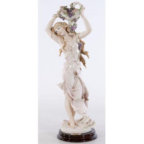 """Giuseppe Armani #882c """"Lilacs & Roses"""" Statue"""