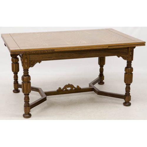 Hartman Furniture Light Oak Refectory Table