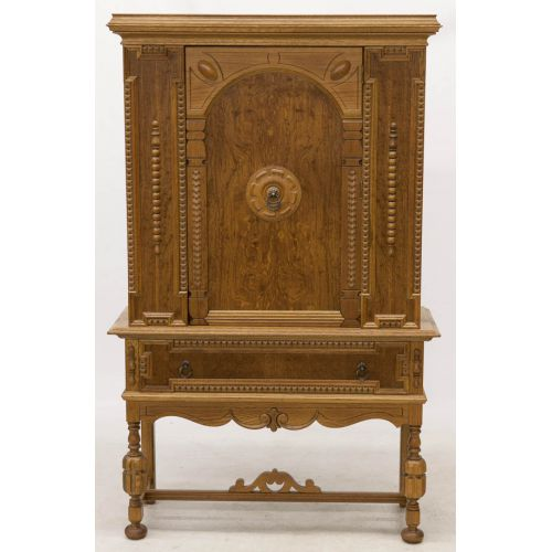 Hartman Furniture Light Oak China Cabinet