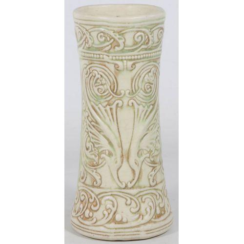 Weller Clinton Ivory Vase