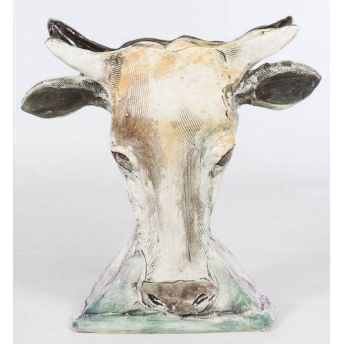 Shannon Pottery Cow Vase