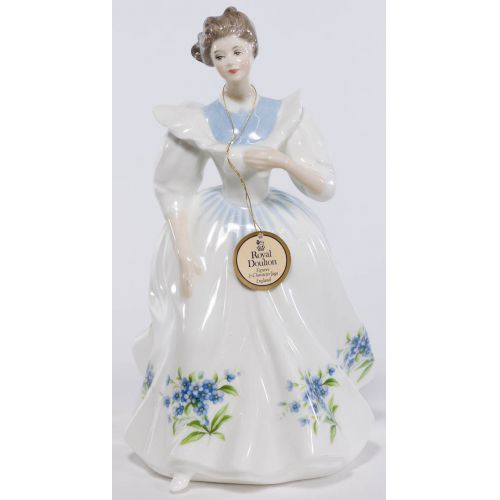 """Royal Doulton HN 2794 """"July"""" Figure of the Month"""