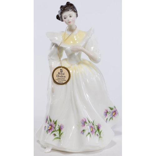 "Royal Doulton HN 3166 ""September"" Figure of the Month"