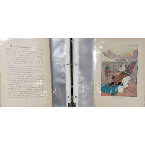 1907 Book of John R Neill Illustrations