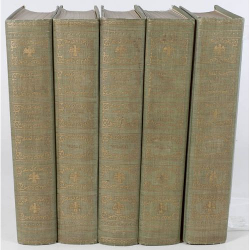 History of the United States (4 Volume Set) by Garner Lodge McMaster