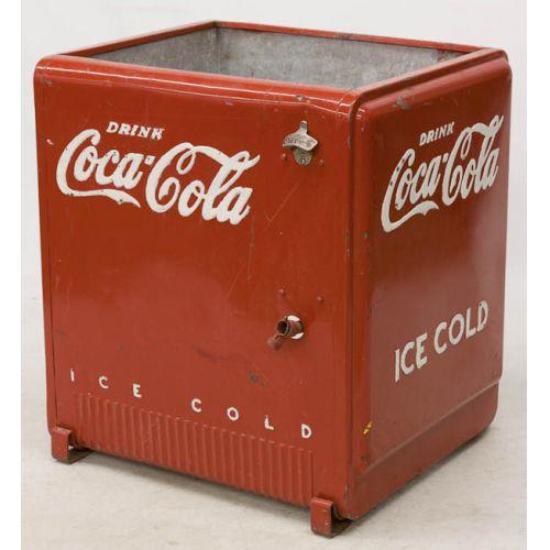 Coca-Cola Ice Chest