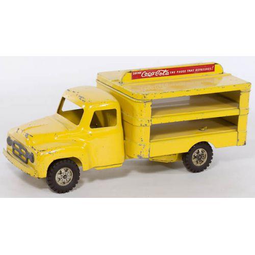 Buddy-L Coca-Cola Delivery Truck