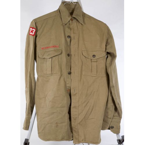 Boy Scout Uniform Shirt & Pants