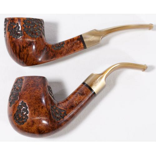 Pair of Butz-Choquin Pipes