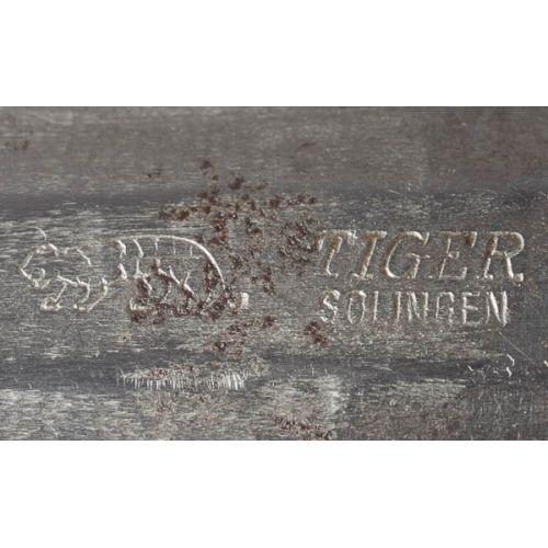Tiger Soligen Nazi German Dagger with Sheath