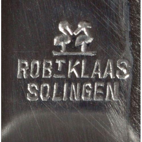 Robt Klaas Soligen Nazi German Dagger with Sheath & Portapee