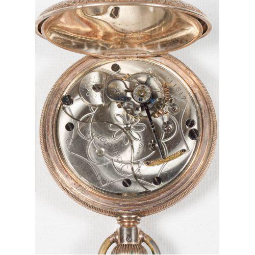 Columbus Pocket Watch Serial No 211517 (1893)