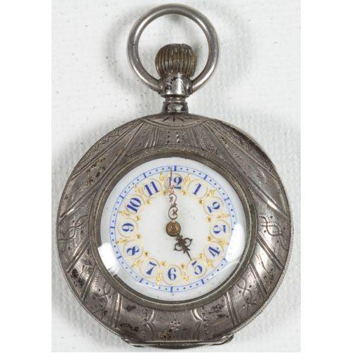Pocket Watch with Case Marked Duchess