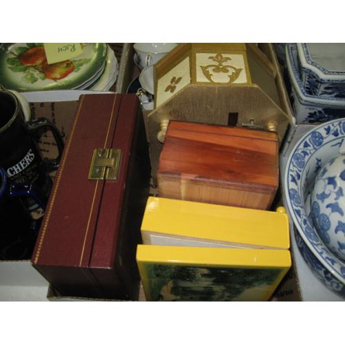 Jewelry Boxes (4pcs) Some Musical