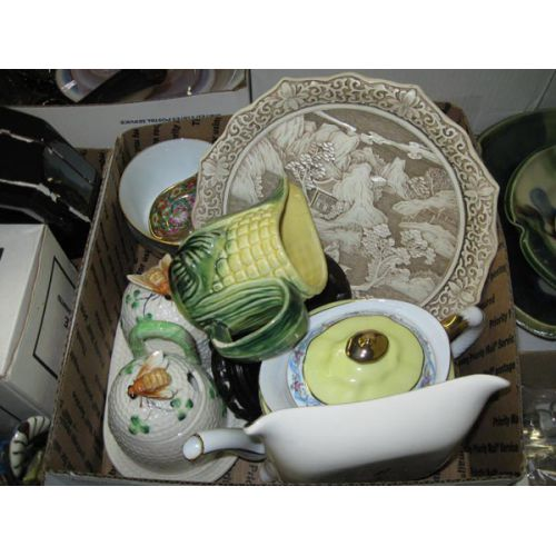 Porcelain Serving Items