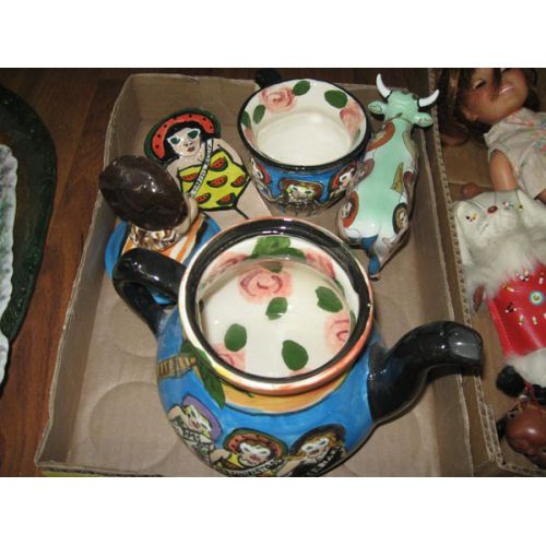 Pottery Items