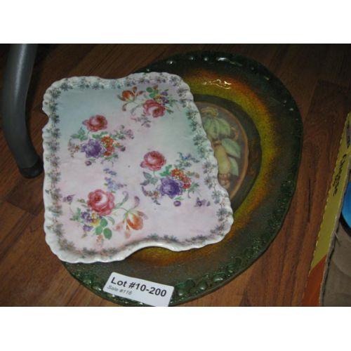 Platters (2pcs)
