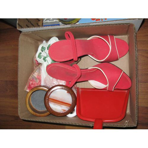 Red Shoes & more