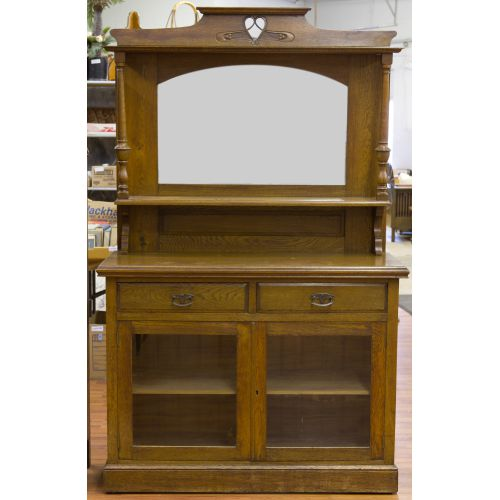 Reproduction Bookcases Contemplative Reproduction Antique Style Mahogany Bookcase