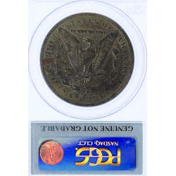 View 4: 1893-S $1 F Details PCGS