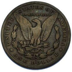 View 2: 1892-S $1 VG