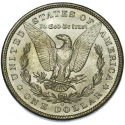View 2: 1898-O $1 MS-64