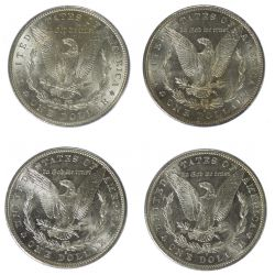 View 2: 1881, 1881-S $1