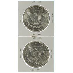 View 2: 1921, 1921-S $1 AU