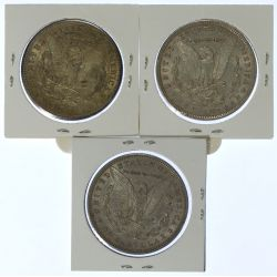 View 2: 1879, 1898, 1921-S $1