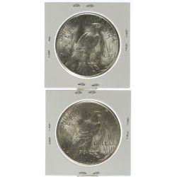 View 2: 1923-S $1 MS-61 / AU