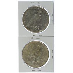 View 2: 1922-D, 1923-D $1