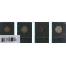 View 2: 19th Century Four Coin Type Set