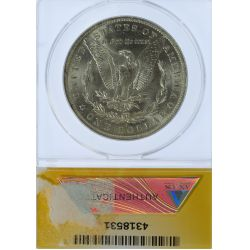 View 2: 1884-O $1 MS-65 ANACS
