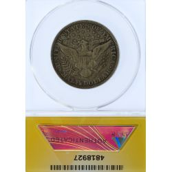 View 2: 1900 50c XF-40 Details ANACS