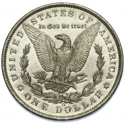View 2: 1885-O $1 MS-61 PL