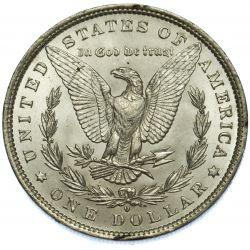 View 2: 1883-O $1 MS-62